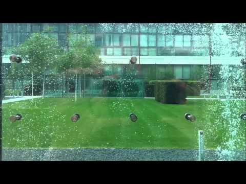 Arsenal Football Ground Gardens at Highbury Stadium:  London's Secret Gardens