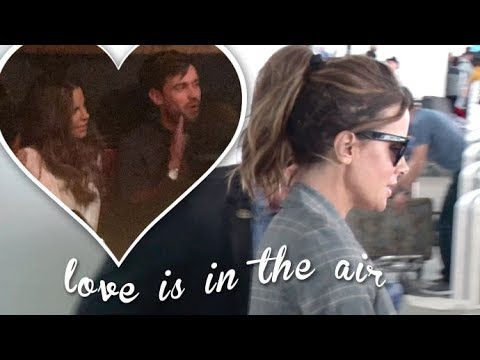 Kate Beckinsale Looks Excited About New Romance With Jack Whitehall!