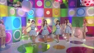 130503 Music Bank: SECRET- Only U + YooHoo (Comeback Stage) Thumbnail