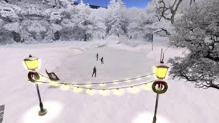 Demo   Animpet Animesh Animated Ice Skating People