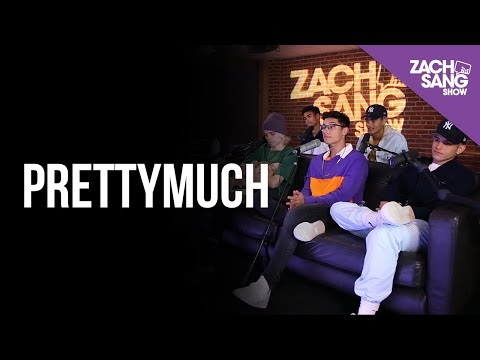 PRETTYMUCH talks Would You Mind One Direction and French Montana