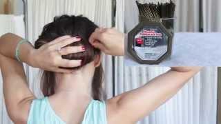 Low chignon with braids tutorial Thumbnail