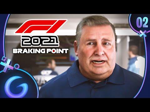 F1 2021 : MODE BRAKING POINT FR #2 - Malaise dans le paddock !