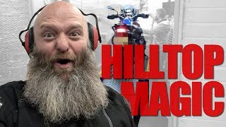 HillTop Motorcycles Review - Riding in Storm Emma with Casey Neistat