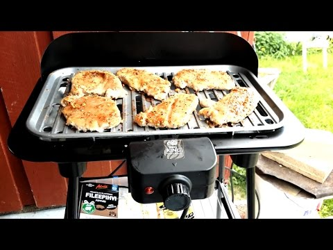 Tested - Cheap 1400 W Electric Barbeque Grill