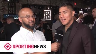 Jessie Vargas Talks DAZN, Matchroom Boxing