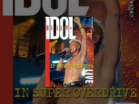 Billy Idol  In Super Overdrive