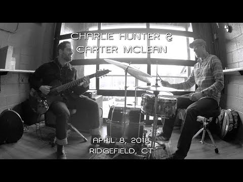 Charlie Hunter & Carter McLean: 2018-04-08 - Nod Hill Brewery; Ridgefield, CT (Complete Show) [4K]