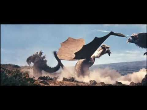 Ghidorah, the Three-Headed Monster (1965) - Theatrical Trailer