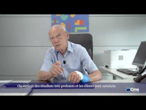 Cresseri et Cms dmc eurosystem md : une qualité et une ponctualité inégalées!