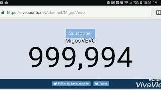MigosVEVO Hits 1 Million Subscribers