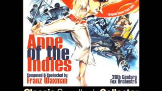 Cay Day and End Title - Anne of the Indies (Ost) [1951]