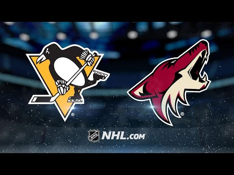 Maatta scores late to lift Pens past Coyotes, 4-2