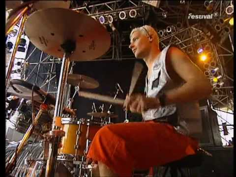 Rammstein - Der Meister [Live] @ Bizarre Festival 1996  [HD] 720p