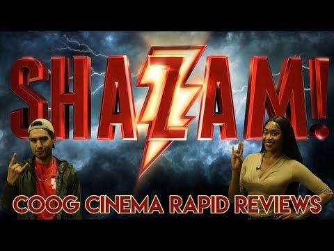 Did Shazam Electrify Audiences? - Coog Cinema Rapid Reviews
