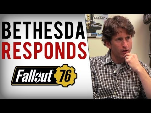 "Bethesda's Todd Howard Talks Disastrous Fallout 76 Launch, Claims It's A Success ""Millions Playing""!"