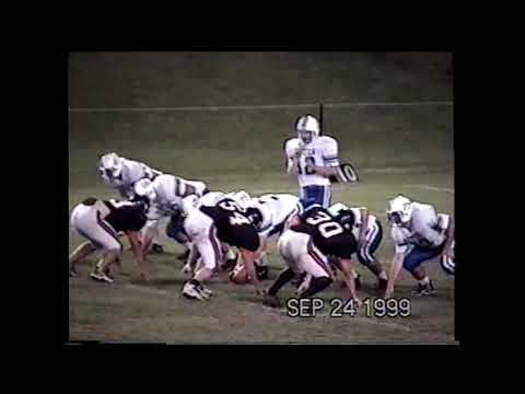 NCC - Plattsburgh - Seton Catholic Football  9-24-99