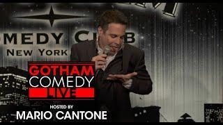 Gotham Comedy Live   Mario Cantone