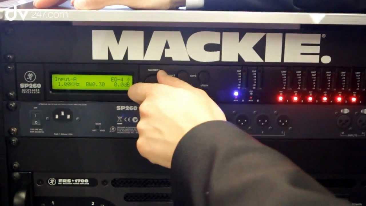 Mackie SP260