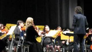 "Edward Elgar - Serenata per archi in mi minore op.20 ""Allegro piacevole"""