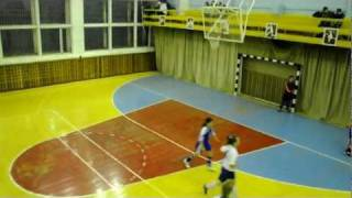 Гребінка. Чемпіонат України міні-футбол, футзал (HD)