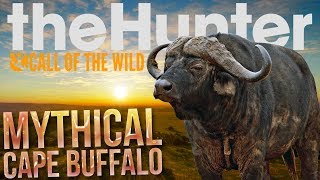 NEW! Savanna Hunting - GIANT Mythical Grade Cape Buffalo Takedown - The Hunter Call of the Wild