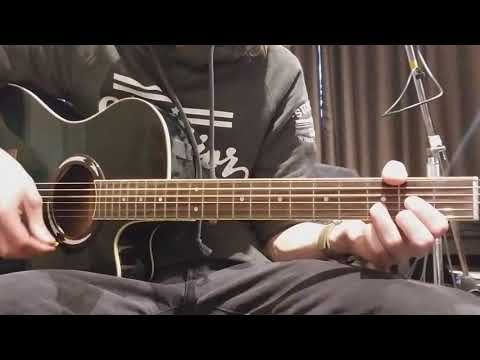 Greta Van Fleet - You're The One (guitar cover)