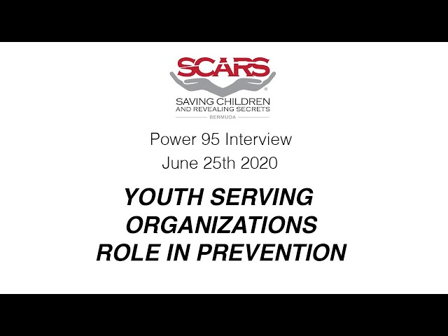 Power 95 - Interview June 25th 2020 - Youth Service Organizations Role in Prevention