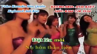 Karaoke Dù Thế Nào Anh Vẫn Yêu Em Remix - Nguyễn Minh Luân