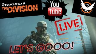 THE DIVISION LIVE COME CHILL AND GET COOKED! Itz all ggz