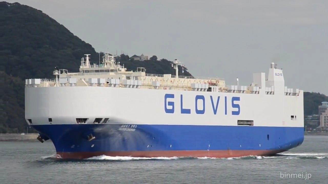 GLOVIS CHORUS - Hyundai Glovis vehicles carrier