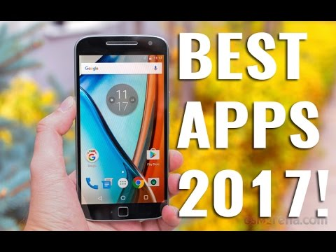 Top 10 Best Android Apps To Start 2017!