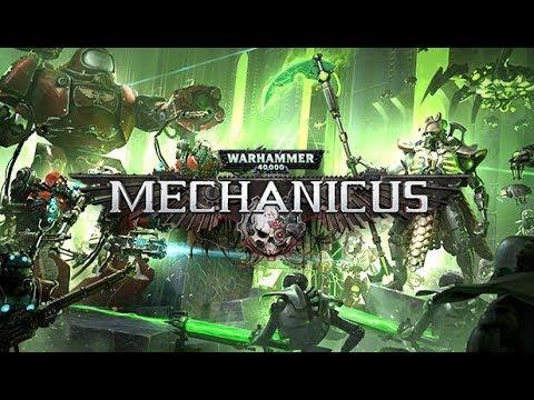 Warhammer 40,000: Mechanicus Game Play Walkthrough / Playthrough |