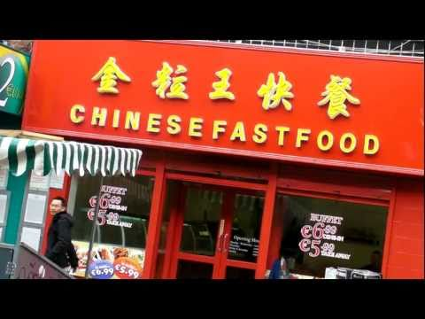BEAT DUBLIN'S HIGH PRICES - WE FOUND THIS TASTY CHINESE BUFFET FOR 4.99 Euros (Lunch/Dinner)
