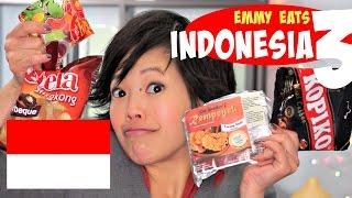 Emmy Eats Indonesia 3 - tasting more Indonesian treats