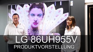LG 86UH955 SUPER UHD TV 4K - Produktvorstellung - Thomas Electronic Online Shop - 65UH950
