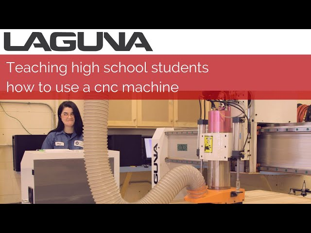 Teaching high school students how to use CNC machines | Customer Stories
