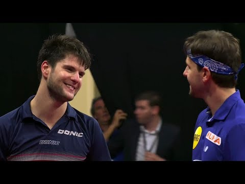 2017 Men's World Cup ::  End of the Final and Ovtcharov's Interview [English/Full HD]