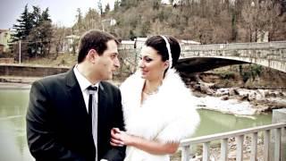 Грузинская свадьба. Бесик & Саломе
