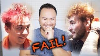 Friseur reagiert auf Arazhul und Larsoderso Haar Fail