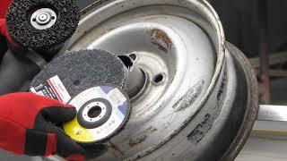 NaprawSam - Naprawa felgi stalowej