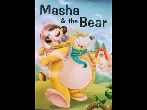 Masha and The Bear # Children's story read aloud# Joicy's Story Treasury