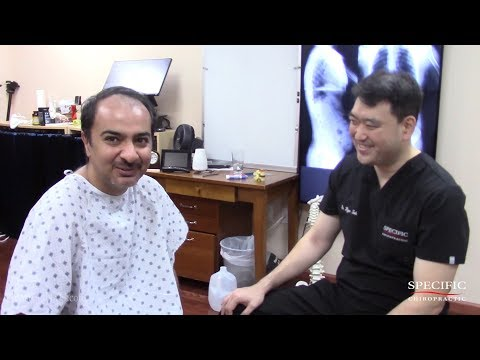 From Kuwait, No Relief For Lower Back Pain Past 6 Years HELPED By Dr Suh Chiropractic
