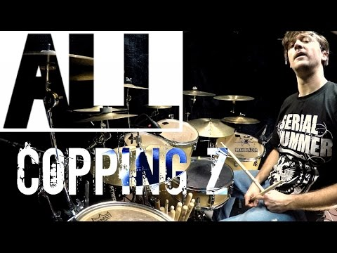 All copping z drum cover