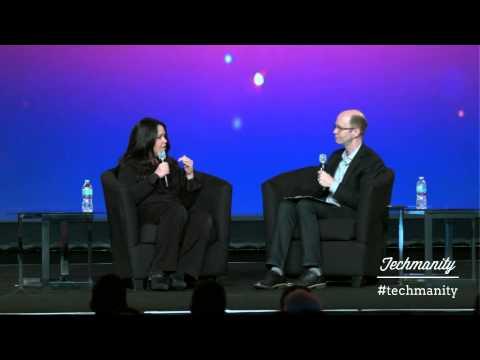 TECHMANITY 2014: A Conversation with Adi Tatarko
