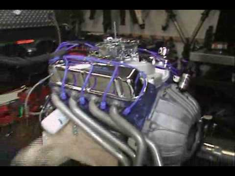 Live Run Ford 302-300hp by Proformance Unlimited Custom Crate Engines