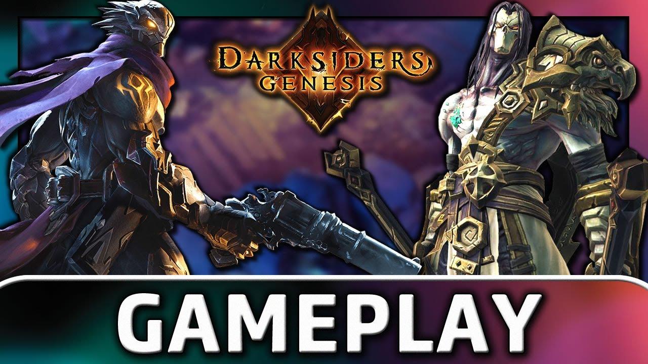 Darksiders Genesis | First 30 Minutes of Gameplay | 4K & 60 FPS