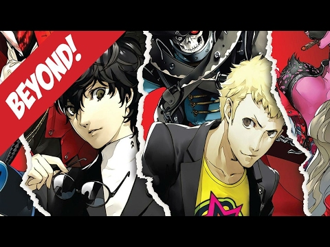 Persona 5, Mass Effect Andromeda, and Uncharted DLC - Beyond 483