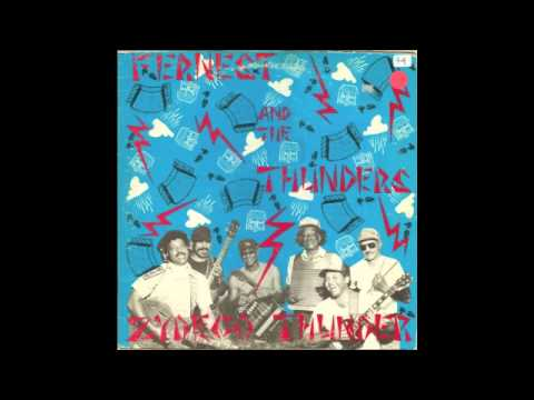 Fernest And The Thunders - Zydeco Thunder (Full Album)