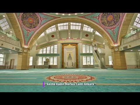 Ankara Cami Halısı | Cami Halı